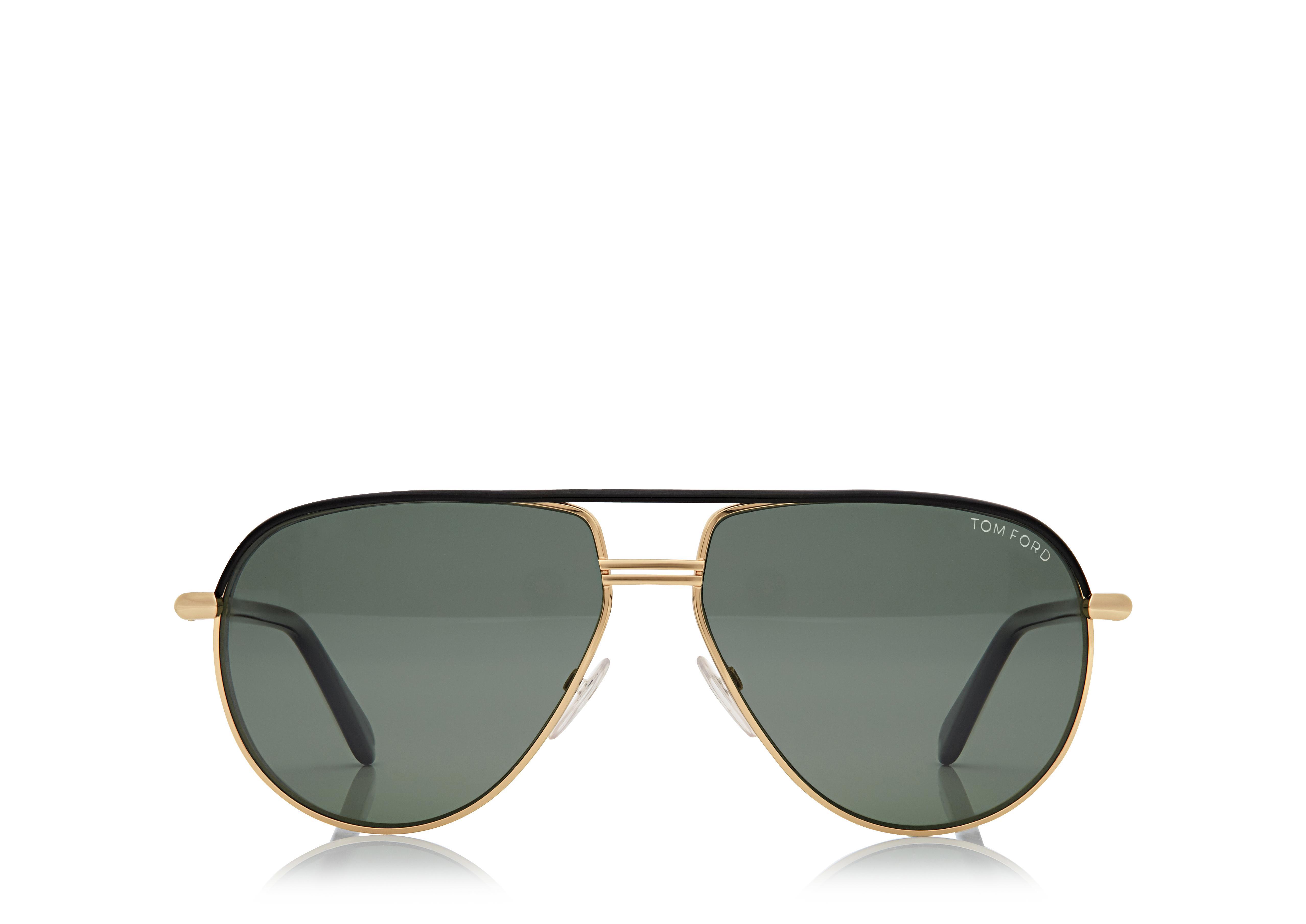 Cole Aviator Polarized Sunglasses A thumbnail