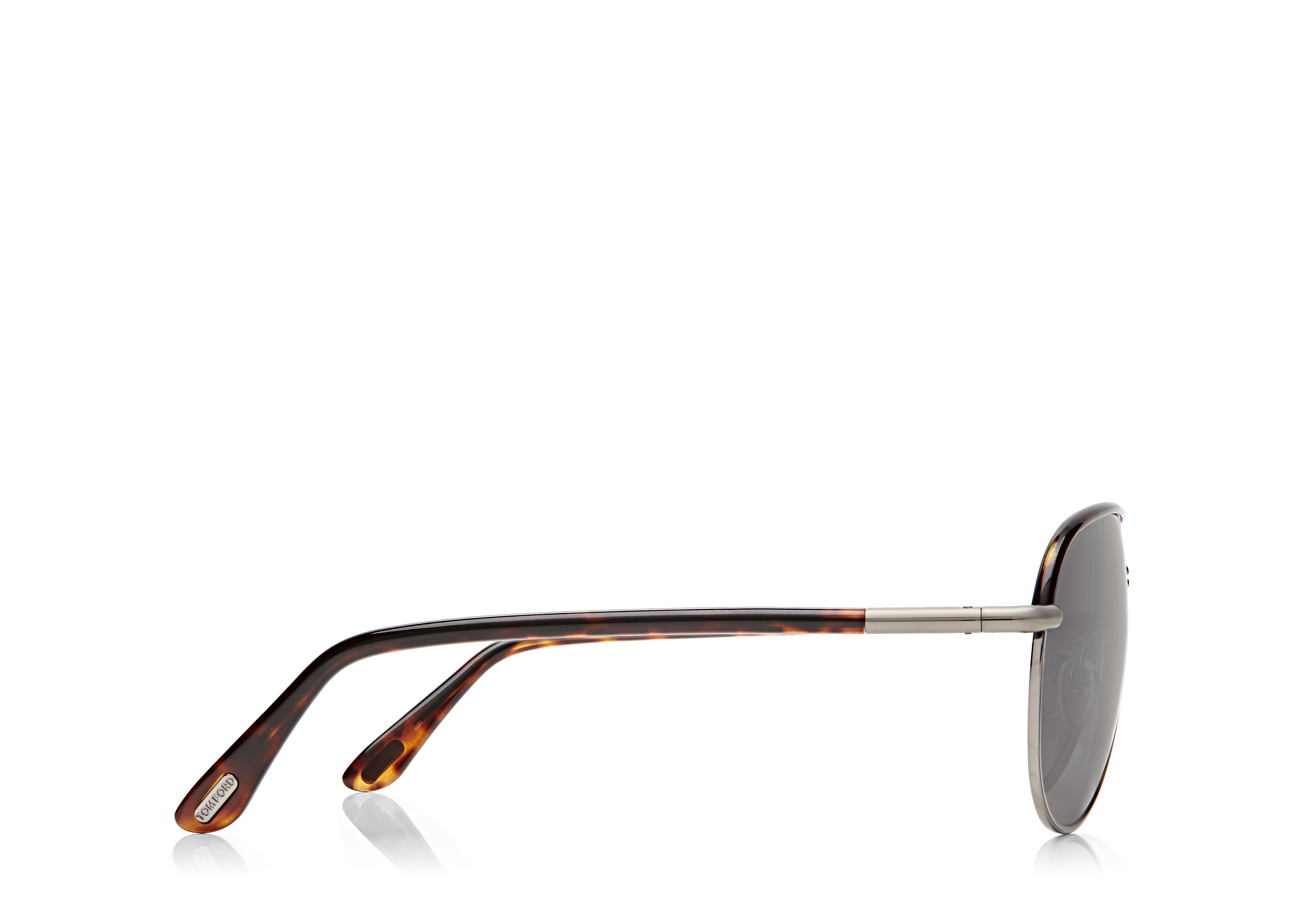 Cole Aviator Sunglasses B thumbnail