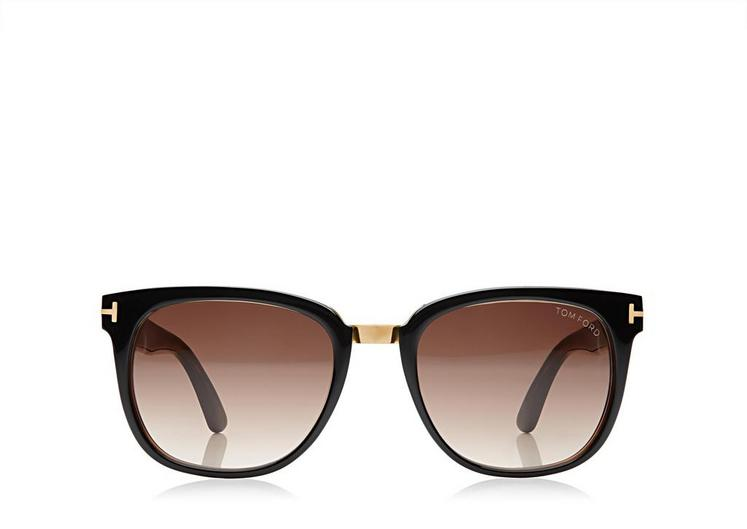 a49ffcc779 Tom Ford Rock Sunglasses In Black