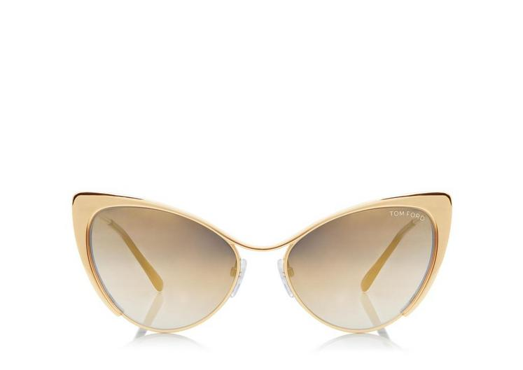 Nastasya Cat-Eye Sunglasses A fullsize