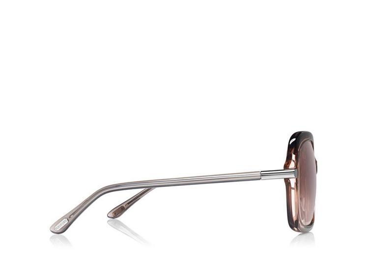 Paloma Square Sunglasses B fullsize