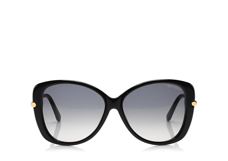 8dafaf85b25 Tom Ford Linda Butterfly Sunglasses