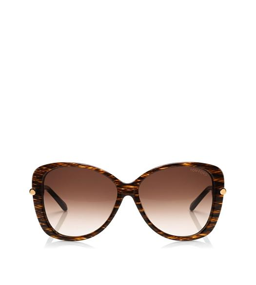 Linda Butterfly Sunglasses