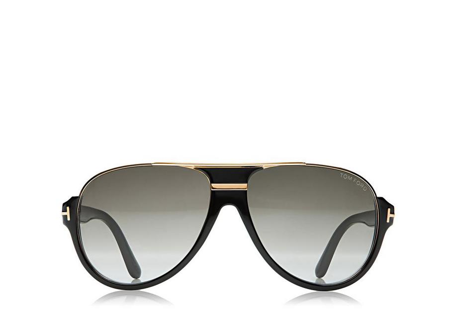 Dimitry Vintage Aviator Sunglasses A fullsize