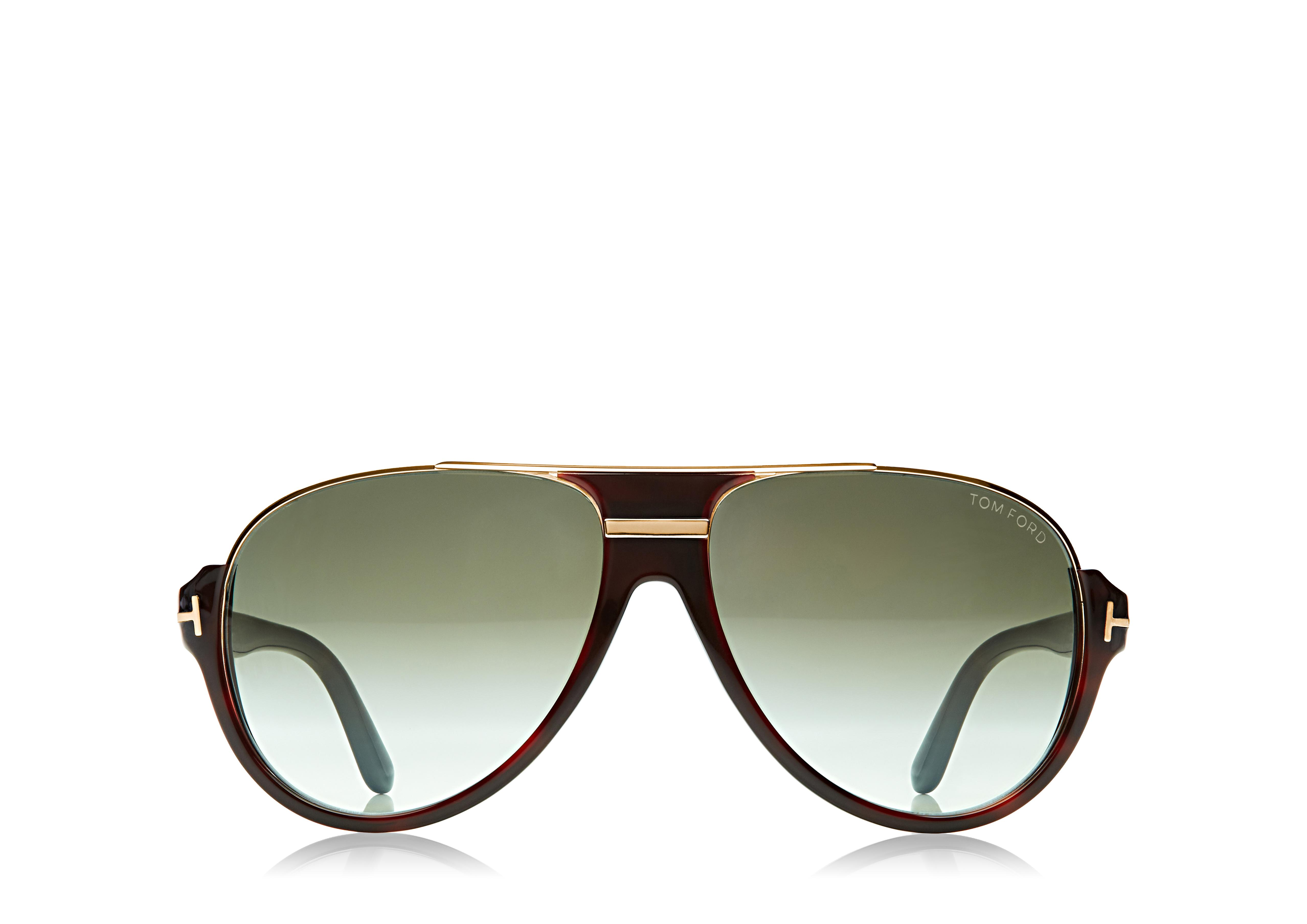 Dimitry Vintage Aviator Sunglasses A thumbnail