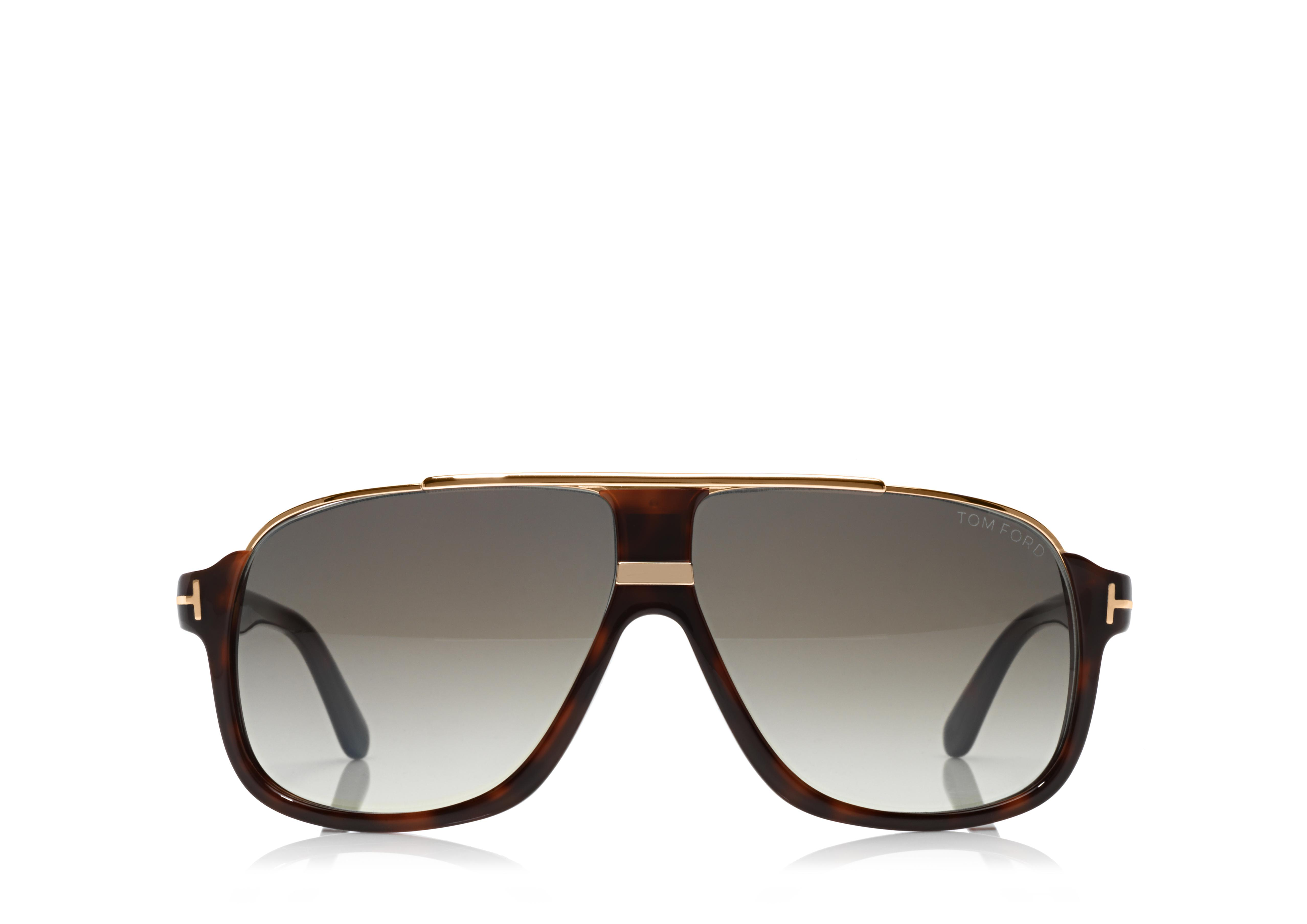 Elliot Square Sunglasses A thumbnail