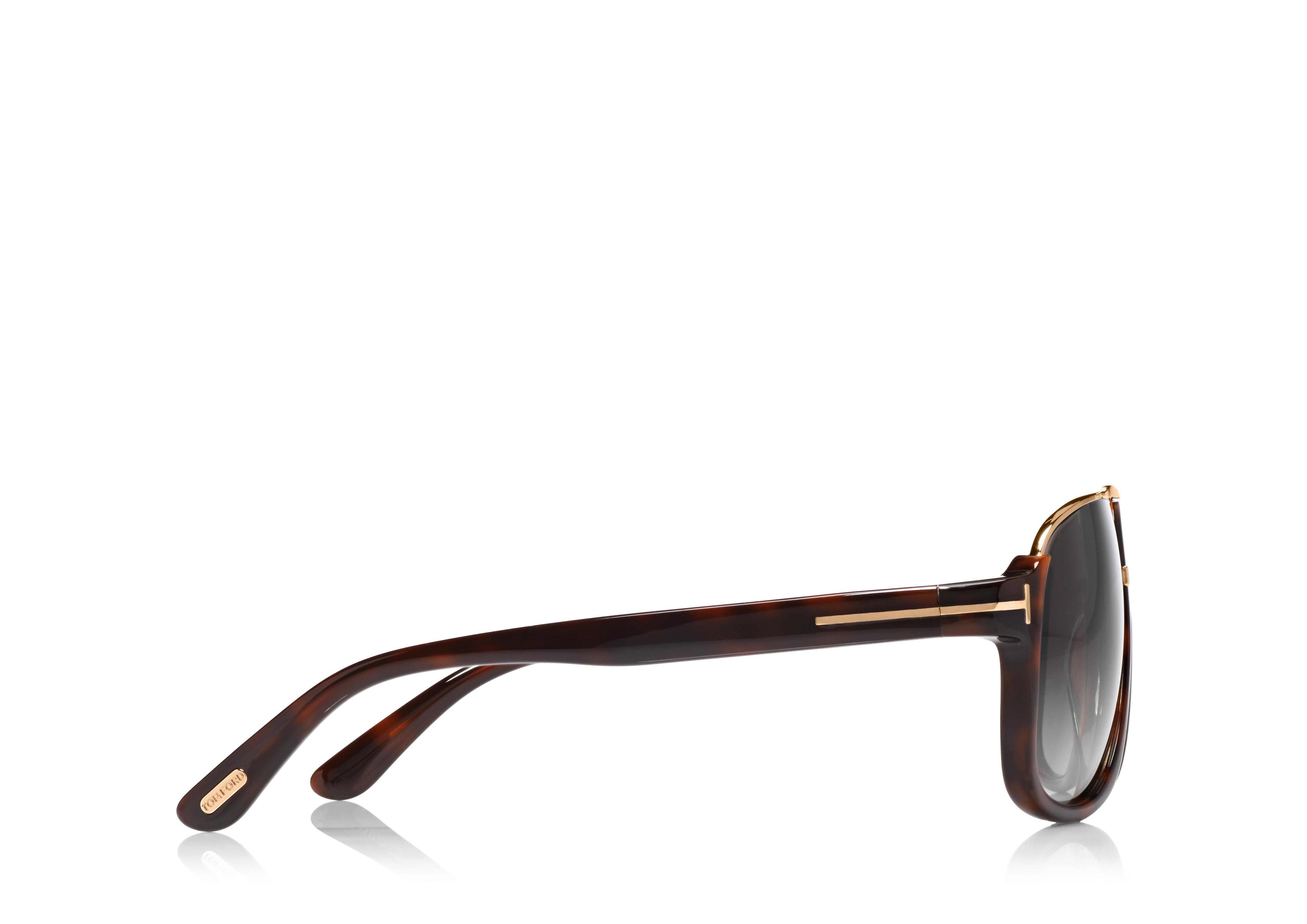 Elliot Square Sunglasses B thumbnail