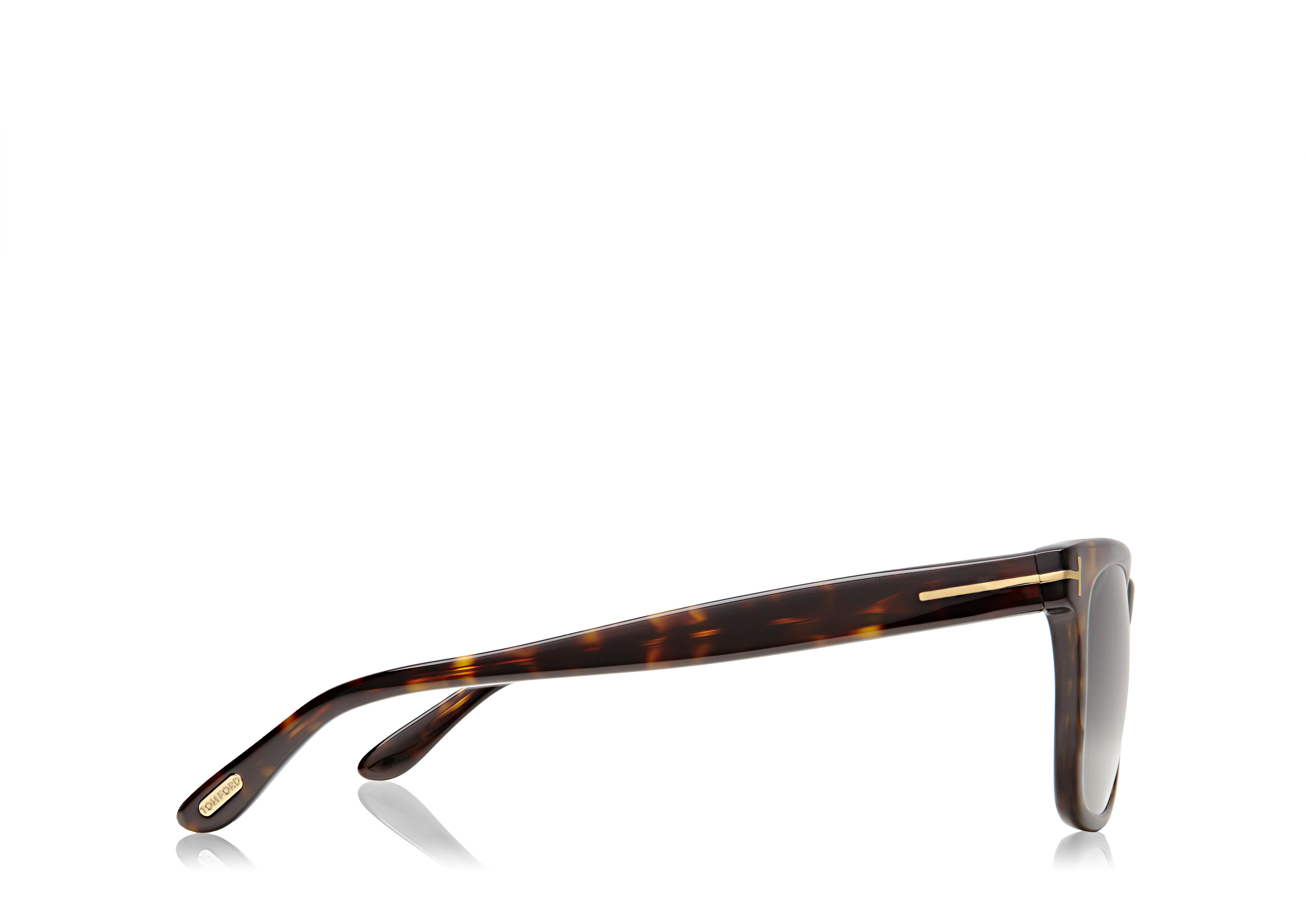 Leo Square Polarized Sunglasses B thumbnail