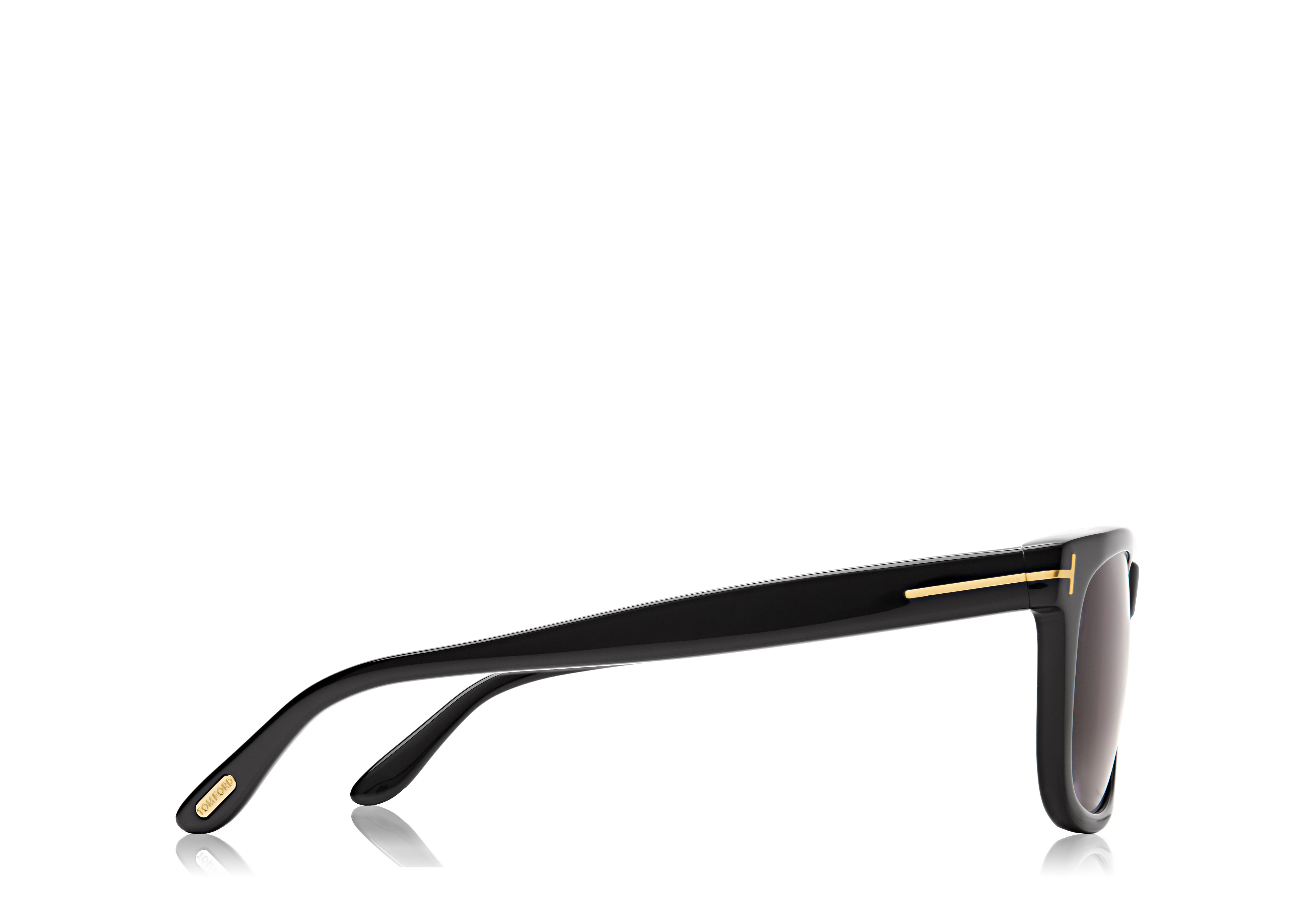 Leo Square Sunglasses B thumbnail
