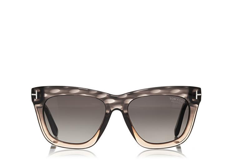 Celina Polarized Square Sunglasses A fullsize