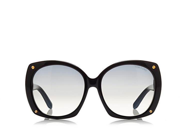 Gabriella Round Sunglasses A fullsize