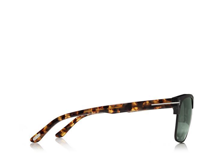 River Vintage Square Sunglasses B fullsize