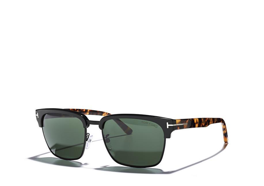 6fbc3074759 Tom Ford River Vintage Square Sunglasses