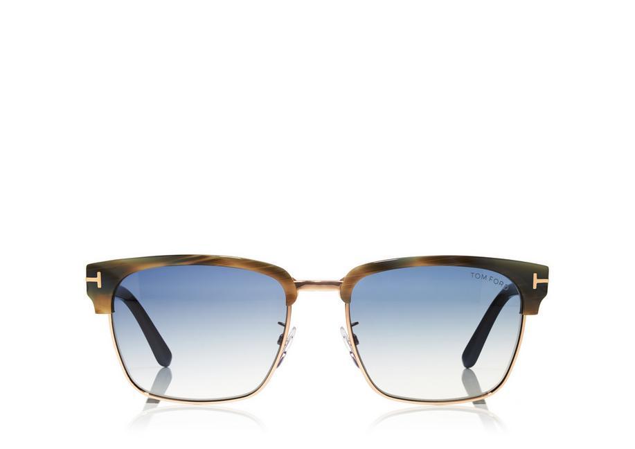 River Vintage Square Sunglasses A fullsize