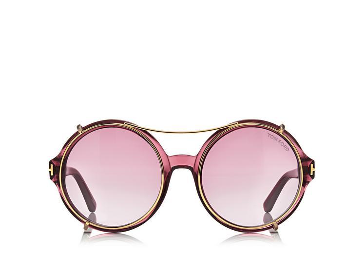 Juliet Round Sunglasses A fullsize