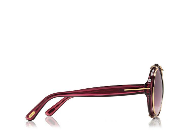 Juliet Round Sunglasses B fullsize