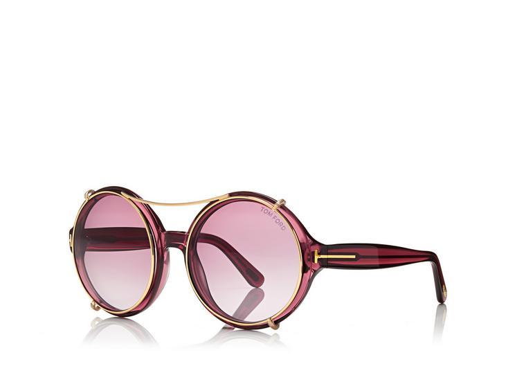 Juliet Round Sunglasses C fullsize
