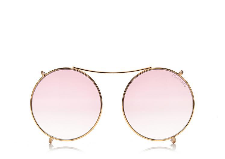 Juliet Round Sunglasses E fullsize
