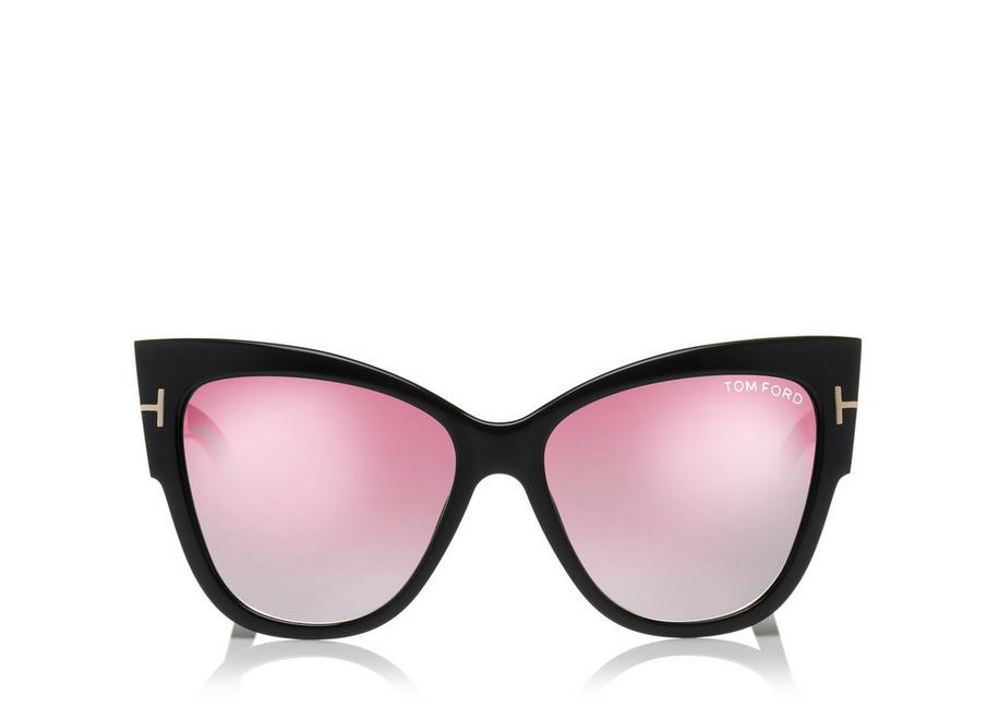 tom ford anoushka sunglasses with flash lenses. Black Bedroom Furniture Sets. Home Design Ideas
