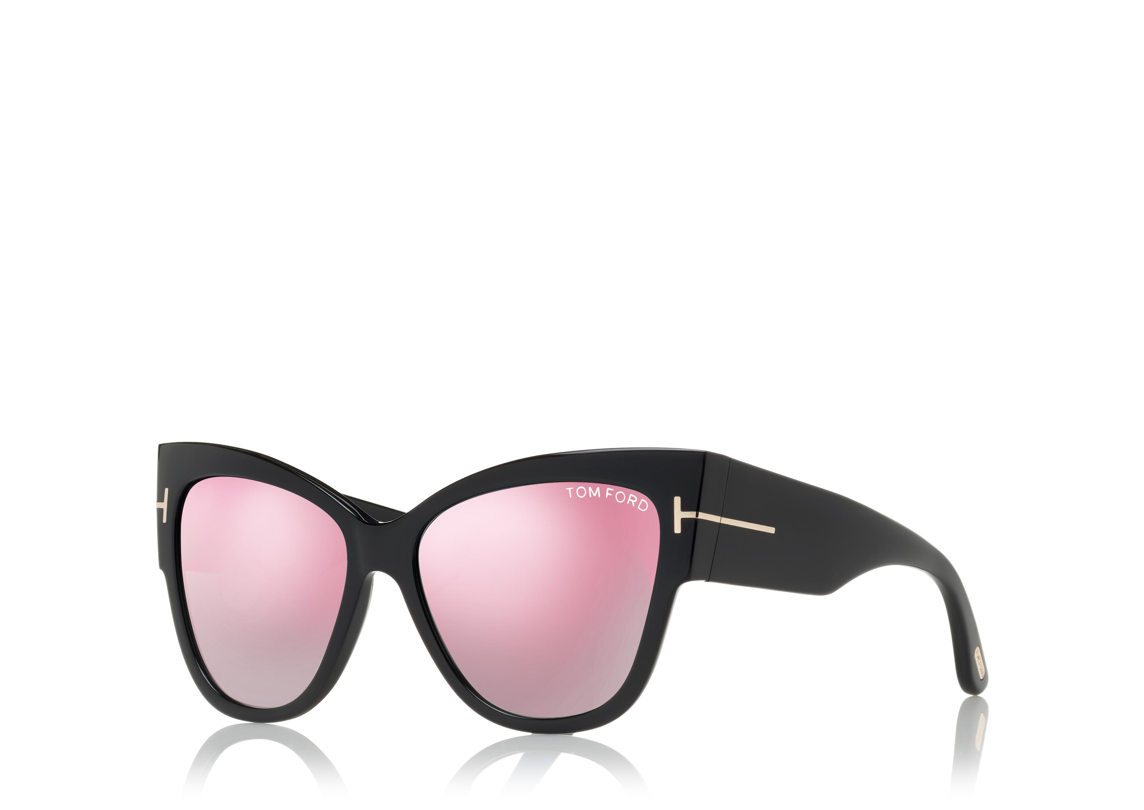 ANOUSHKA SUNGLASSES WITH FLASH LENSES C thumbnail