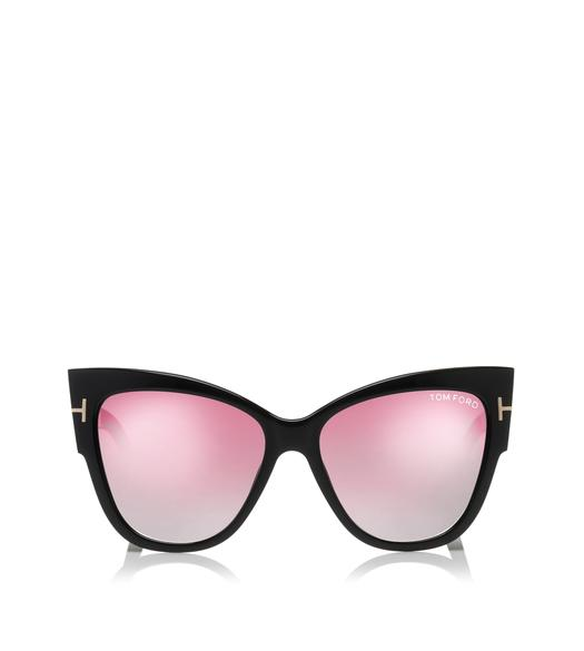 ANOUSHKA SUNGLASSES WITH FLASH LENSES