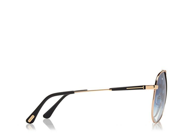 Rick Aviator Sunglasses B fullsize