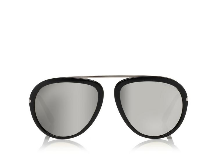 STACY SUNGLASSES WITH FLASH LENSES A fullsize