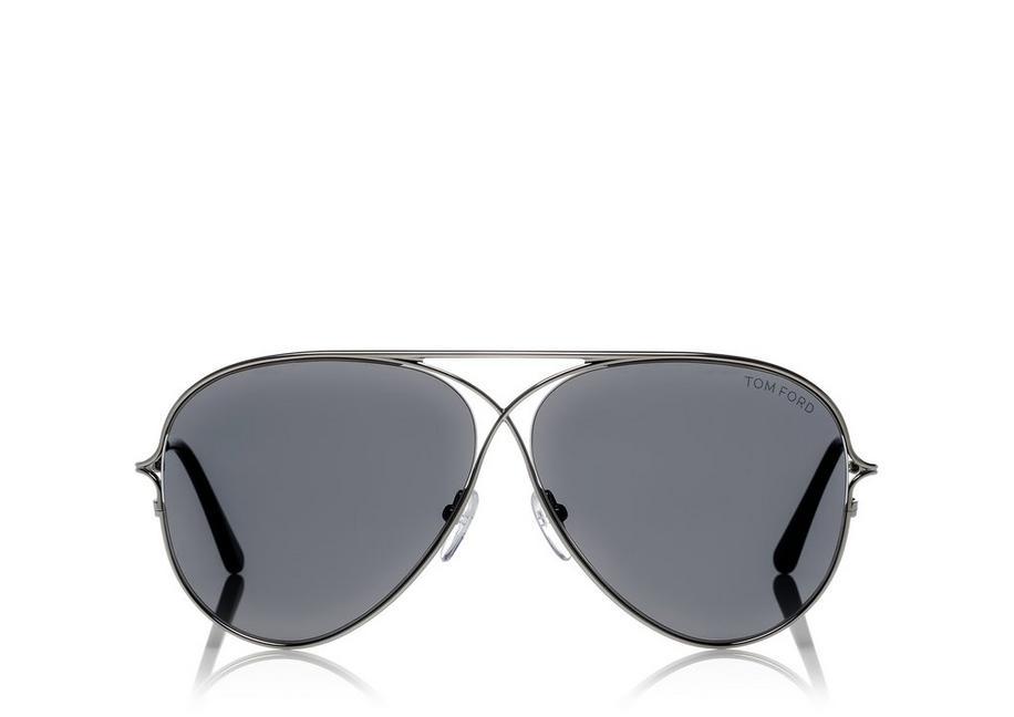 Tom Ford Sonnenbrille Tom N.4 (FT0488-P 14C 59) NsZf9BDA