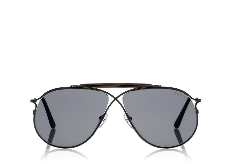 Tom Ford Sonnenbrille Tom N.6 (FT0489-P 28E 61) gRyFrc