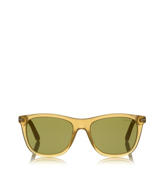 ANDREW SUNGLASSES WITH BARBARINI LENSES