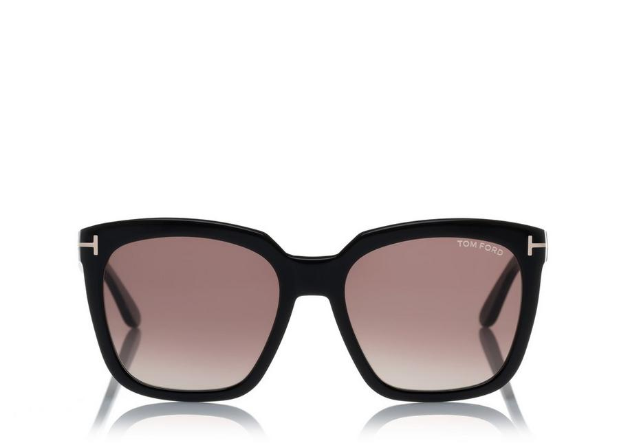 Sunglasses On Sale, Burgundy, 2017, one size Tom Ford