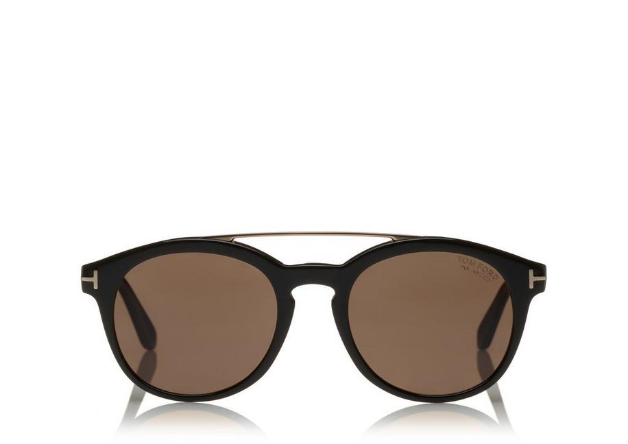 NEWMAN SUNGLASSES WITH POLARIZED LENSES A fullsize