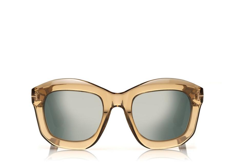 Julia square-frame sunglasses Tom Ford Eyewear Yi5It