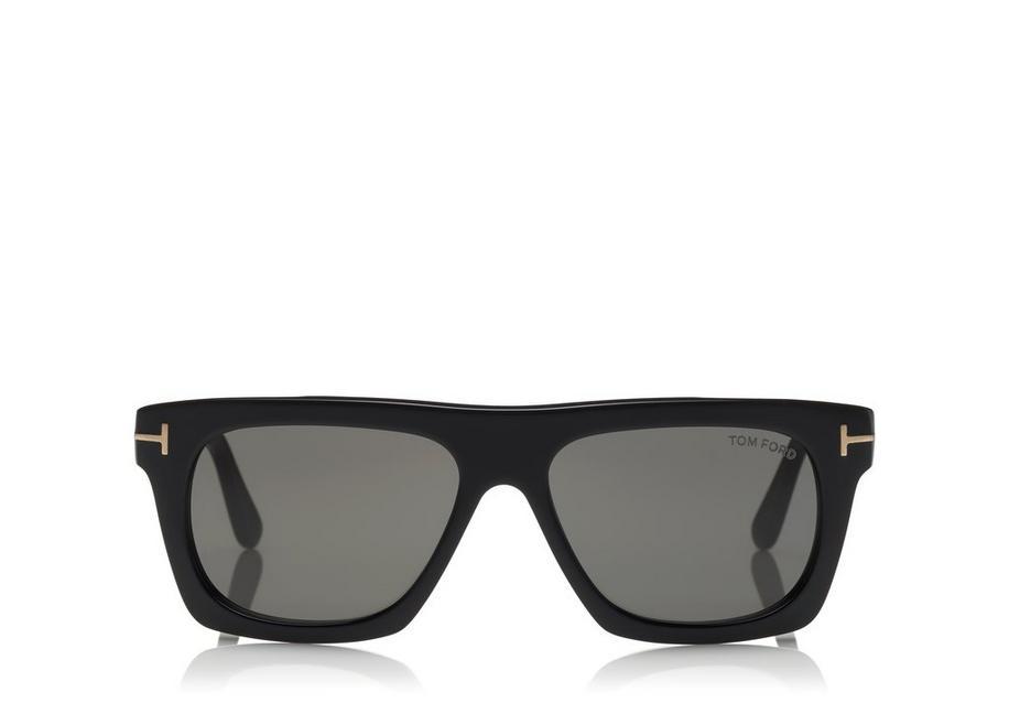 Tom Ford Sonnenbrille (FT0592 01A 55) TTk02Twxz