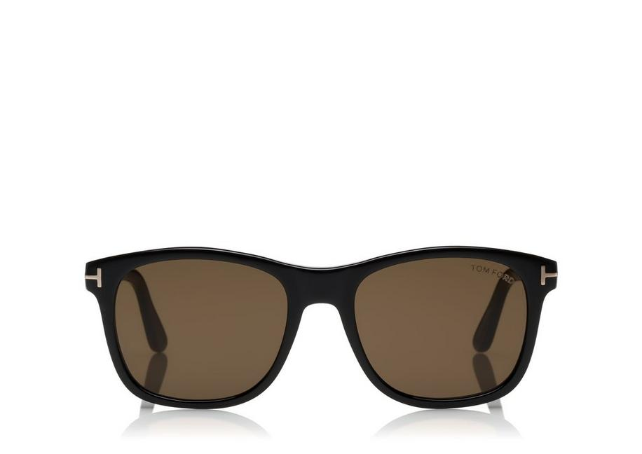 Tom Ford Sonnenbrille (FT0595 01J 55) 3ax3KZA