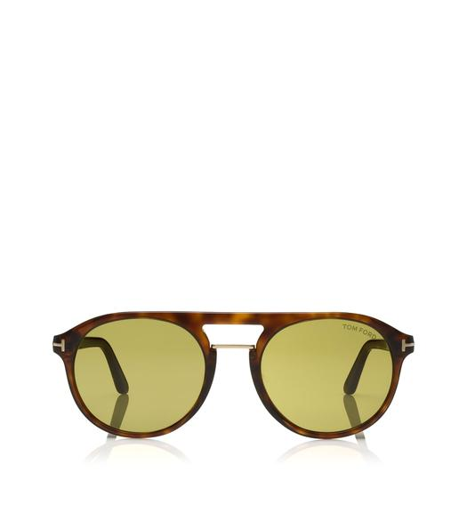 IVAN SUNGLASSES WITH BARBARINI LENSES