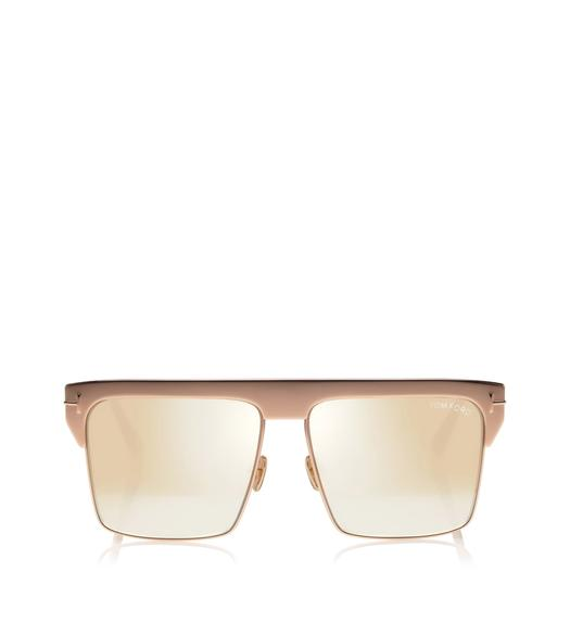 WEST GOLD PLATED SUNGLASSES