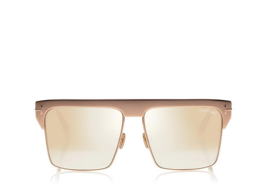 WEST GOLD PLATED SUNGLASSES A fullsize