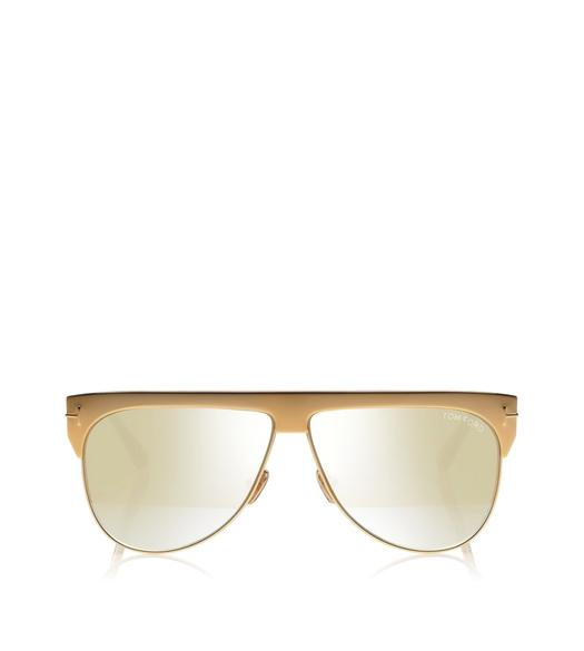 WINTER GOLD PLATED SUNGLASSES