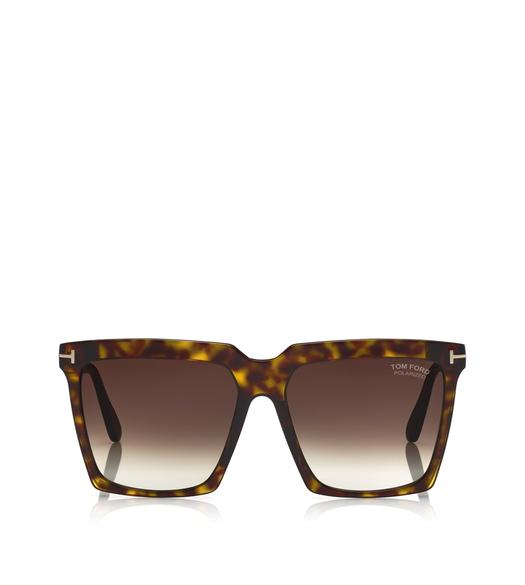 POLARIZED SABRINA SUNGLASSES