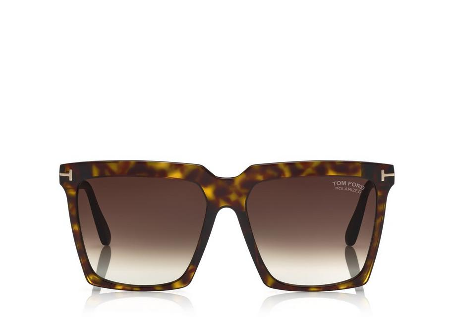 POLARIZED SABRINA SUNGLASSES A fullsize