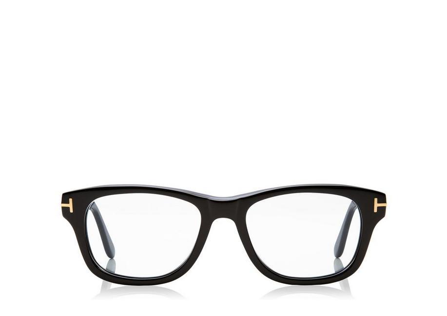 Tom Ford Wide Soft Square Optical Frame - Men | TomFord.com