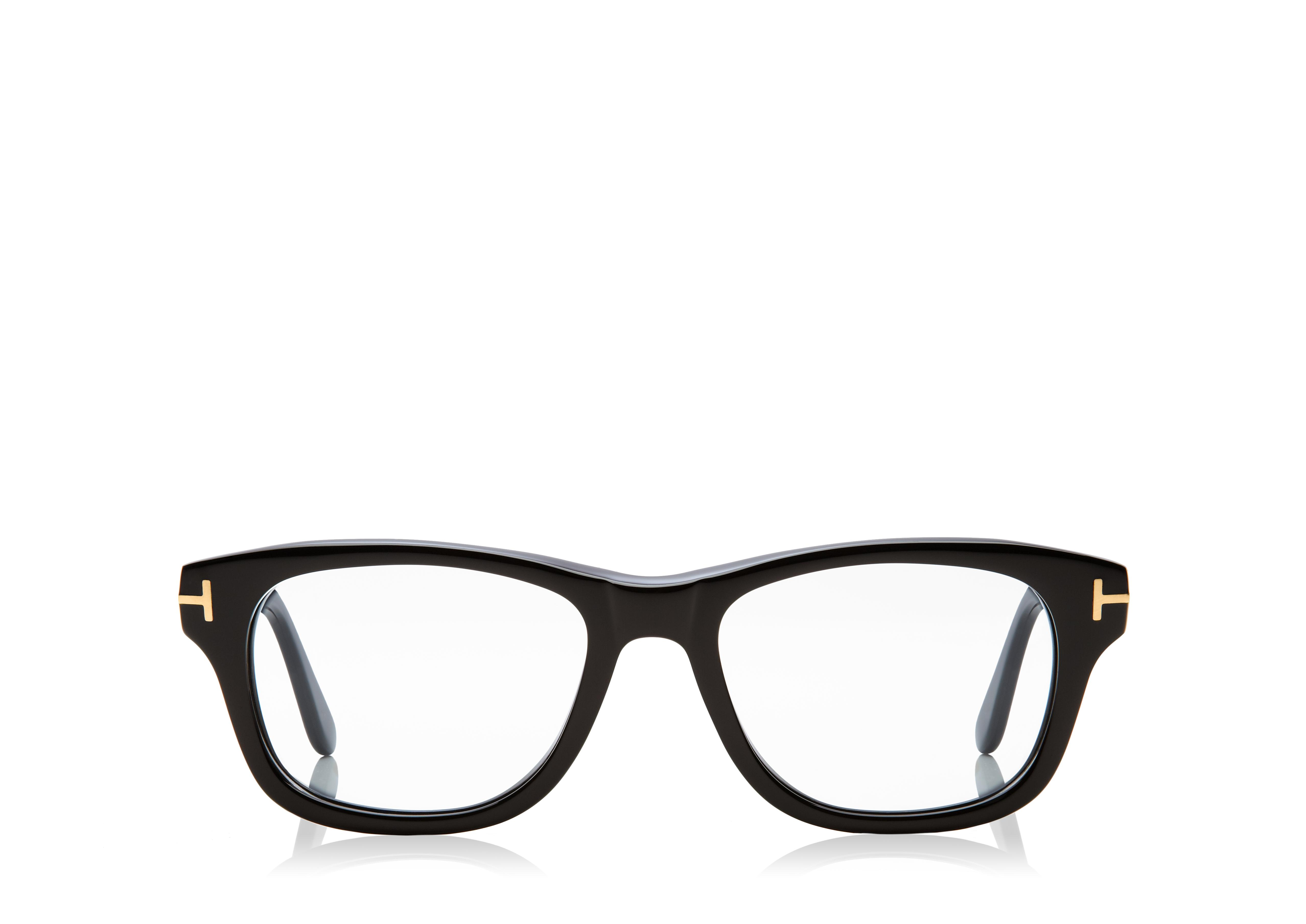 6bc1db05f1 Tom Ford Wide Soft Square Optical Frame