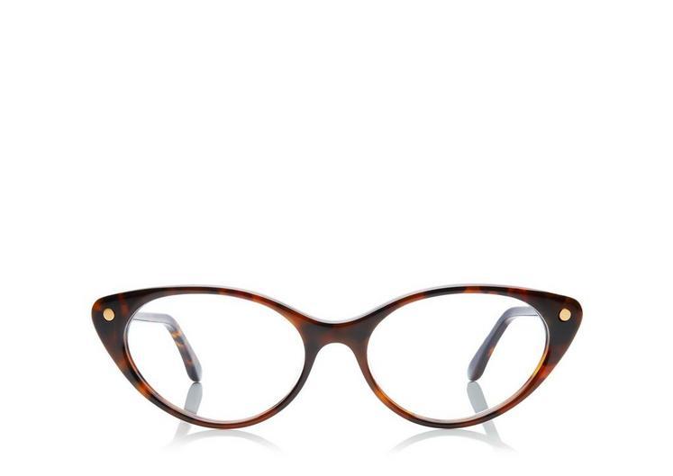 Cat-Eye Optical Frame A fullsize