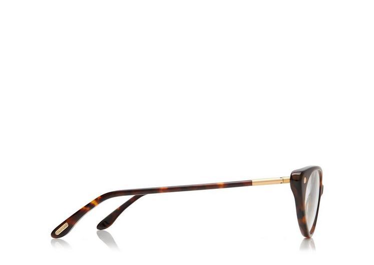 Cat-Eye Optical Frame B fullsize