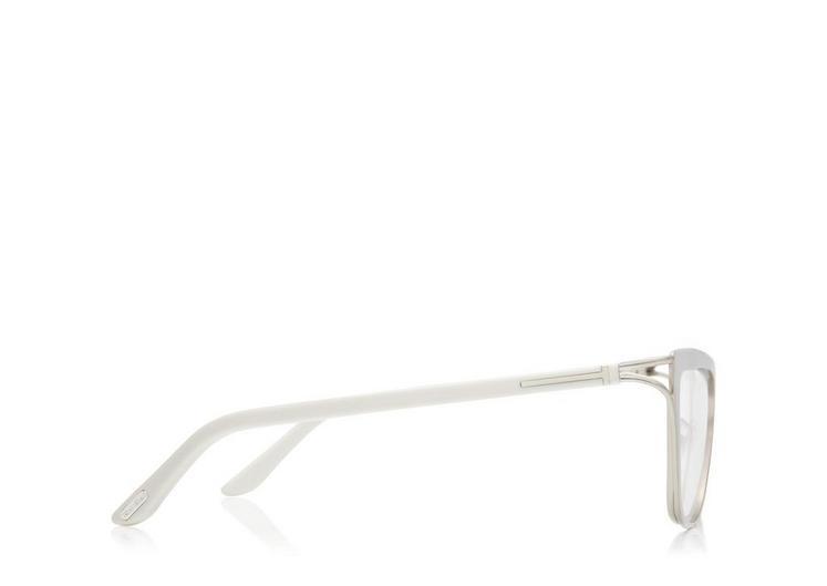 Crossover Cat-Eye Optical Frame B fullsize