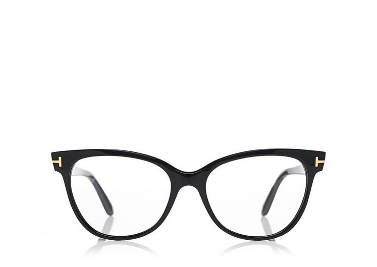 cat eye optical frame