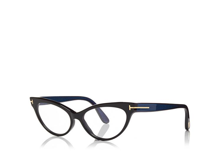 Cat-Eye Optical Frame C fullsize