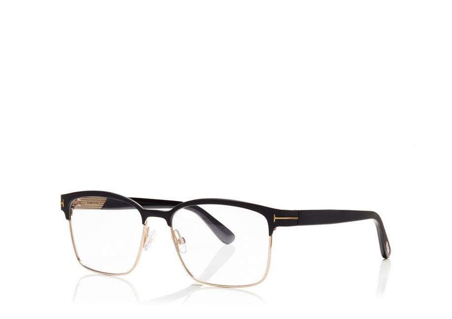 23c7815d4f Tom Ford SQUARE METAL OPTICAL FRAME