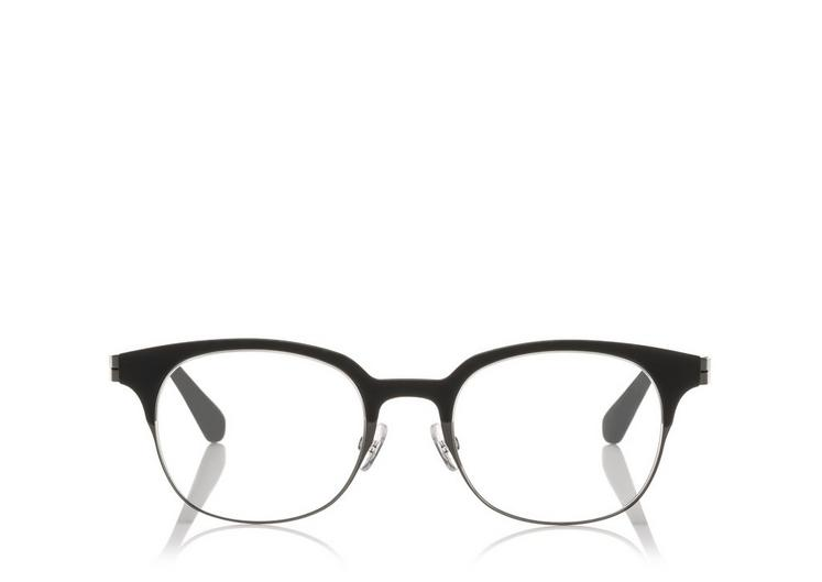 ROUNDED SQUARE OPTICAL FRAME A fullsize